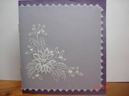 parchment card