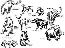 animals that extinct
