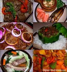 filipino recipes