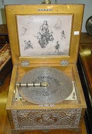 disk music box