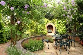 pictures of garden landscapes