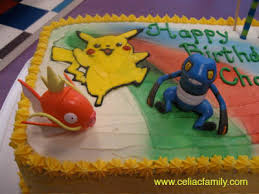 pokemon birthday cards