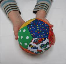 patchwork ball