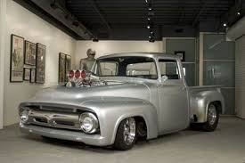 56 ford pick up