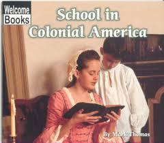 colonial america school