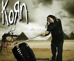 evolution korn