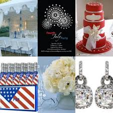 4th of july weddings