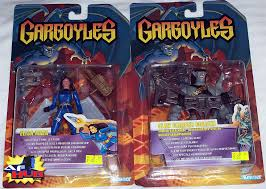 gargoyles action figure