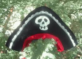 girl pirate hat