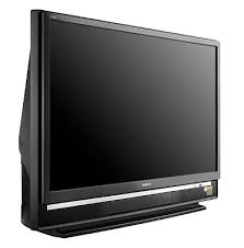 50 rear projection television