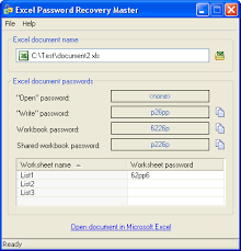 excel password recovery master crack