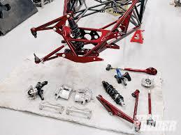 hot rod front suspension
