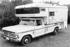 ford camper special