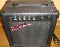 bc rich amplifier