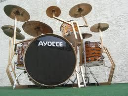 custom drum