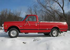chevy pickups for sale