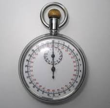 old stopwatch