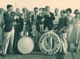cruise ship band