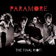 paramore the final riot