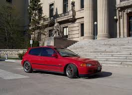 honda 1993 civic