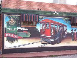 trolley house