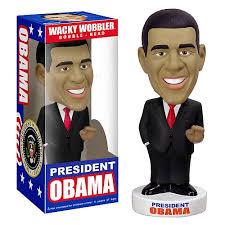barack obama bobble heads