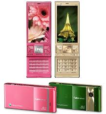cell phone from japan