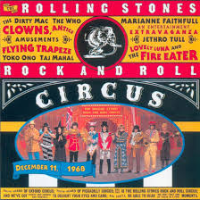 rolling stones rock roll circus