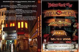 helloween dvd