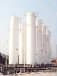 cryogenic storage vessels
