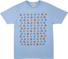 pacman tee shirts