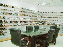 shoes showroom