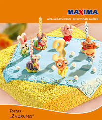 vaikiski tortai