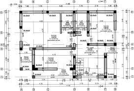 planul unei case