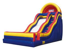 inflatables slide