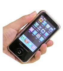 mobile touch screen