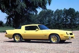 1978 chevy camaro