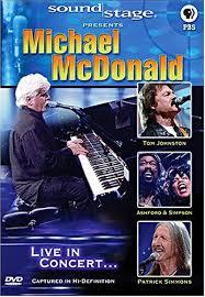 michael mcdonald live