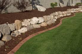mulch gardens