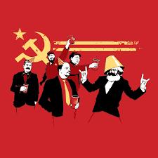 communist party t shirts