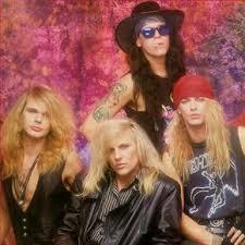 1980s rock fashion