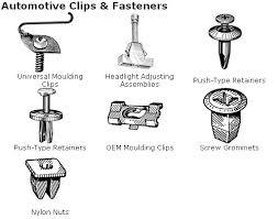 automotive clips
