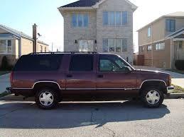 1997 suburban
