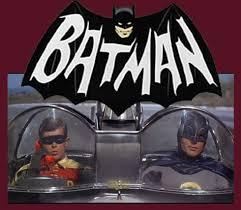 batman and robin dvd