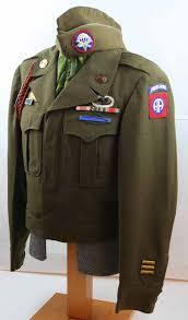 airborne uniforms