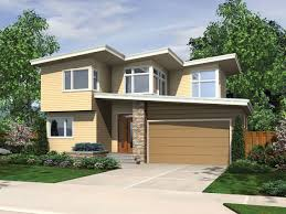 modern contemporary home plans