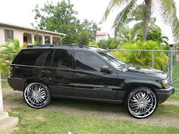 2004 jeep grand cherokee rims