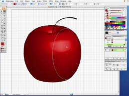 illustrator apple