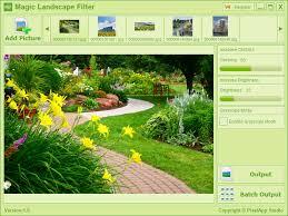 free landscape program