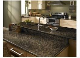 baltic brown countertop